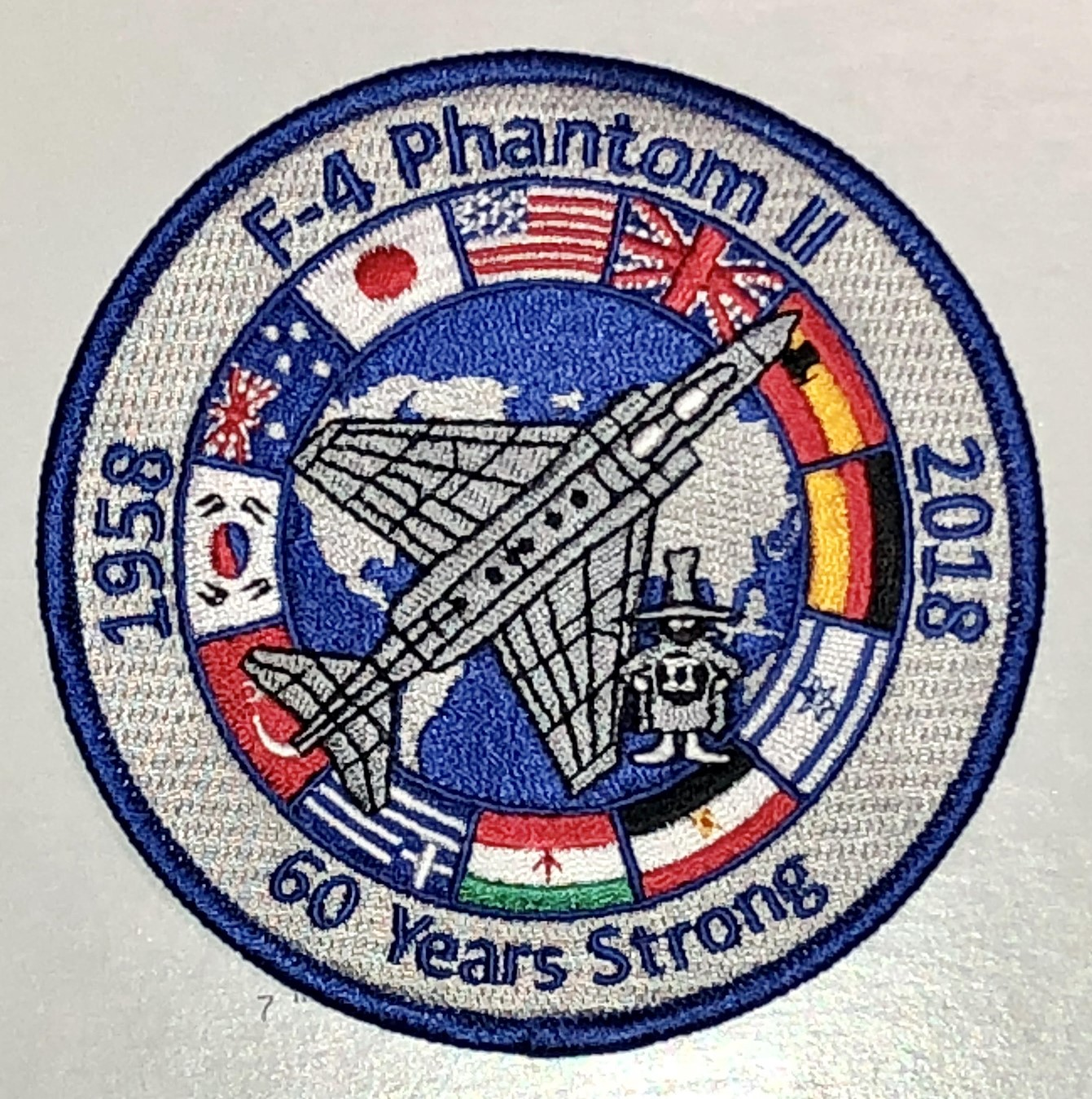 F 4 Phantom Ii Society Rvca Circuit Tshirt Shortsleeve Boys39 60th Anniversary T Shirts And Patches Are Now Available In The Store Celebrate Phantoms Diamond